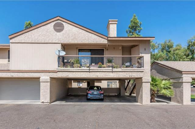 6550 N 47TH Avenue #111, Glendale, AZ 85301 (MLS #6139113) :: Brett Tanner Home Selling Team