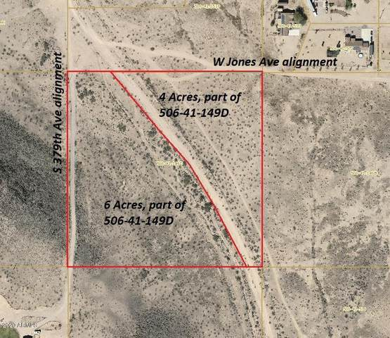 378xx W Jones Avenue, Tonopah, AZ 85354 (MLS #6139114) :: Brett Tanner Home Selling Team