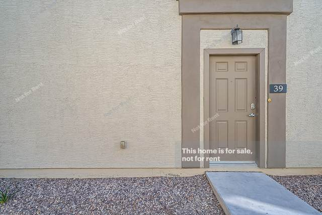 2727 N Price Road #39, Chandler, AZ 85224 (MLS #6139146) :: Brett Tanner Home Selling Team