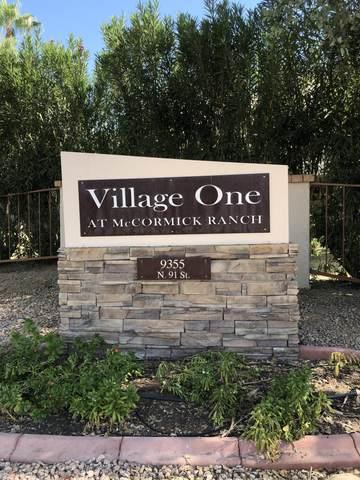 9355 N 91st Street #129, Scottsdale, AZ 85258 (MLS #6139176) :: Conway Real Estate