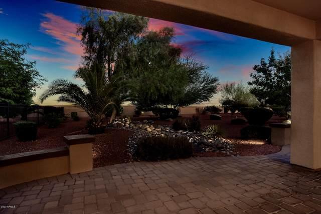 22203 N Arrellaga Drive, Sun City West, AZ 85375 (MLS #6139181) :: Keller Williams Realty Phoenix