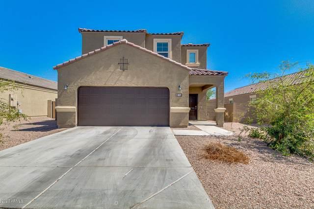8527 S 255TH Drive, Buckeye, AZ 85326 (MLS #6139200) :: The Garcia Group