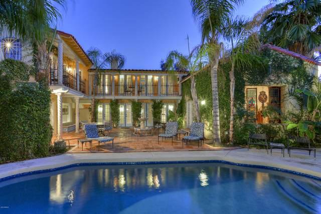 1644 Palmcroft Drive SE, Phoenix, AZ 85007 (MLS #6139238) :: Keller Williams Realty Phoenix