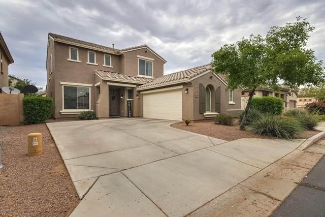 21040 E Stonecrest Drive, Queen Creek, AZ 85142 (MLS #6139250) :: My Home Group