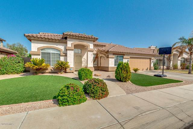 1141 N Quail Lane, Gilbert, AZ 85233 (MLS #6139254) :: Arizona Home Group