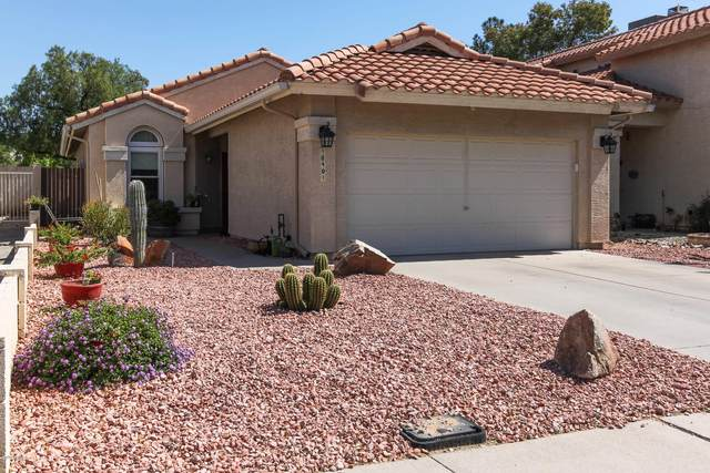 18401 N 16TH Way, Phoenix, AZ 85022 (MLS #6139278) :: The Garcia Group