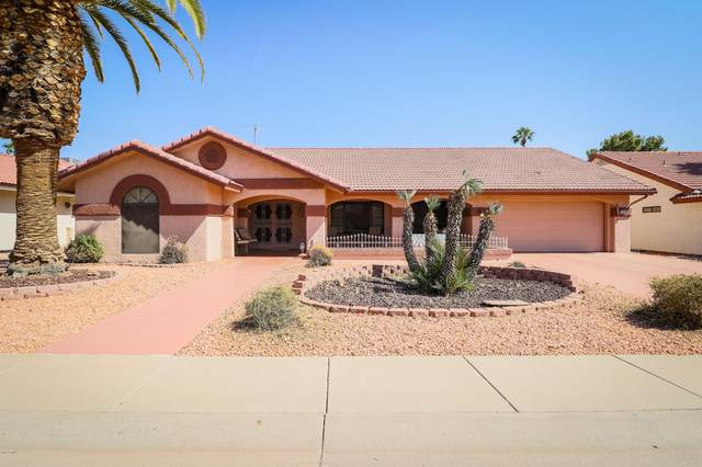 19023 N 143rd Avenue, Sun City West, AZ 85375 (MLS #6139280) :: The Garcia Group