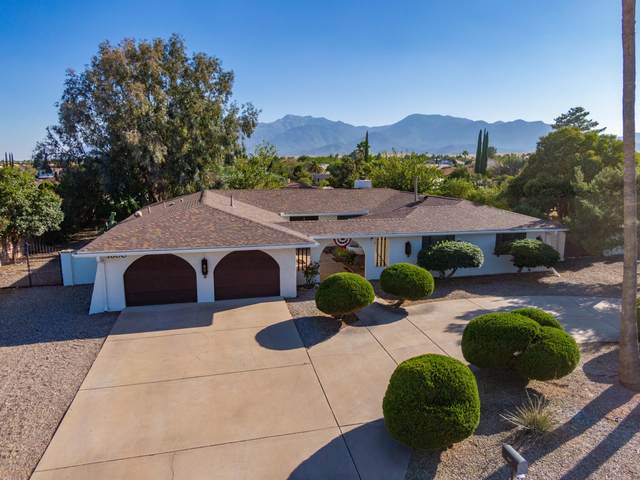 1800 Lexington Drive, Sierra Vista, AZ 85635 (MLS #6139284) :: The Garcia Group