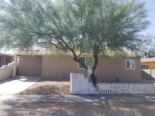 531 W 1ST Avenue, Mesa, AZ 85210 (MLS #6139332) :: Keller Williams Realty Phoenix