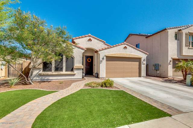 21719 N 120TH Avenue, Sun City, AZ 85373 (MLS #6139370) :: Brett Tanner Home Selling Team