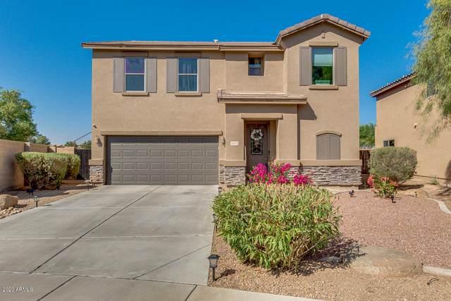18772 N Kari Lane, Maricopa, AZ 85139 (MLS #6139391) :: The Garcia Group
