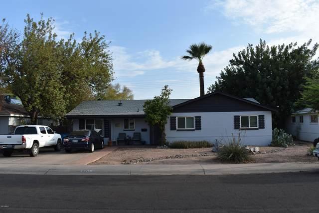 2211 W Gardenia Drive, Phoenix, AZ 85021 (MLS #6139402) :: Yost Realty Group at RE/MAX Casa Grande