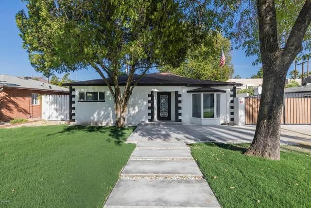 4041 N 40TH Place, Phoenix, AZ 85018 (MLS #6139445) :: Yost Realty Group at RE/MAX Casa Grande
