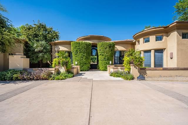 5222 N Kasba Circle, Paradise Valley, AZ 85253 (MLS #6139447) :: Devor Real Estate Associates