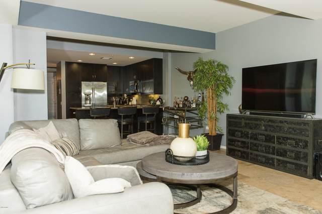 7127 E Rancho Vista Drive #2002, Scottsdale, AZ 85251 (MLS #6139464) :: Devor Real Estate Associates