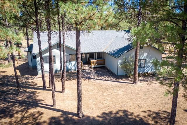 2923 Buckskin Canyon Road, Heber, AZ 85928 (MLS #6139466) :: Brett Tanner Home Selling Team