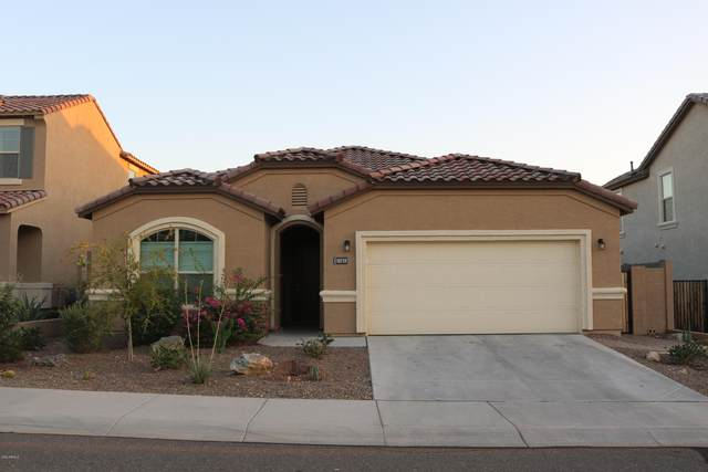 10759 W Bronco Trail, Peoria, AZ 85383 (MLS #6139473) :: Brett Tanner Home Selling Team