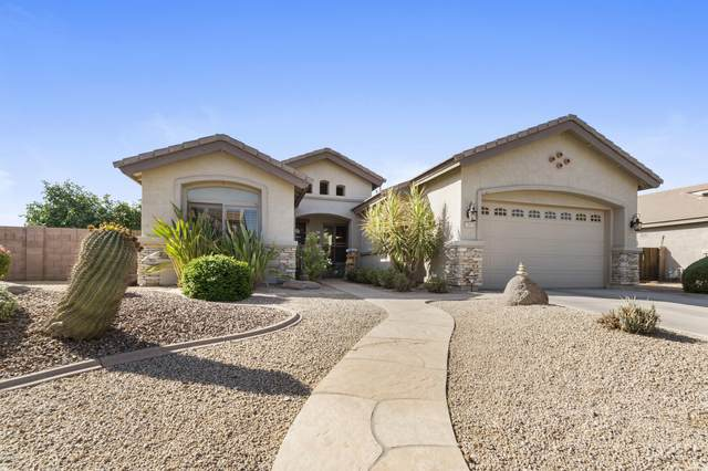 1749 E Lynx Place, Chandler, AZ 85249 (MLS #6139484) :: The Ellens Team
