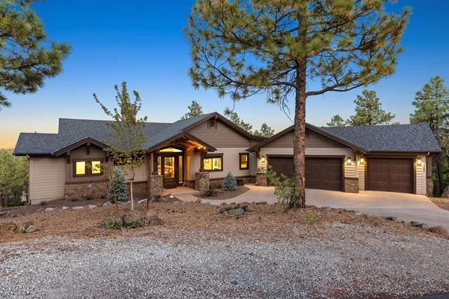 4600 S Flagstaff Ranch Road, Flagstaff, AZ 86005 (MLS #6139494) :: Brett Tanner Home Selling Team