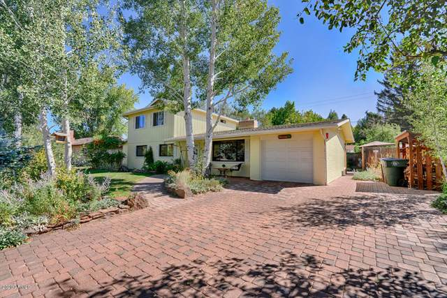 1530 N Navajo Drive, Flagstaff, AZ 86001 (MLS #6139498) :: Brett Tanner Home Selling Team