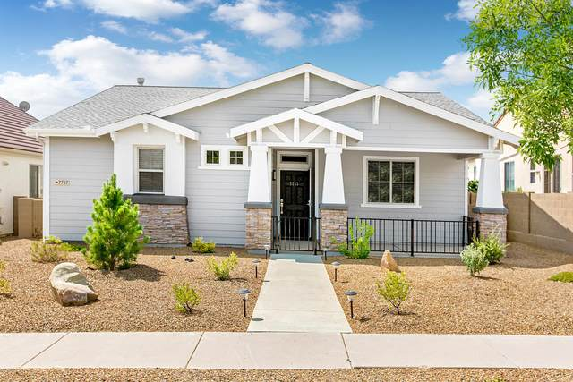 7767 E Roaming Way, Prescott Valley, AZ 86314 (MLS #6139501) :: Brett Tanner Home Selling Team