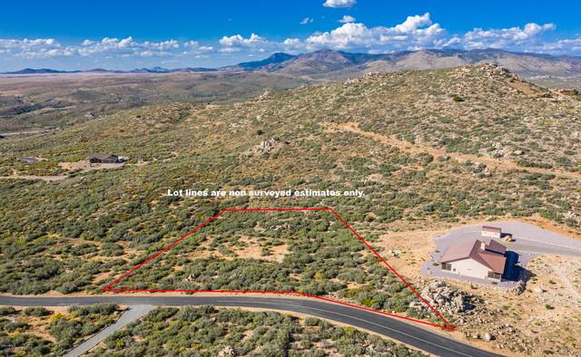 15694 E Bonanza Trail, Dewey, AZ 86327 (MLS #6139505) :: Brett Tanner Home Selling Team