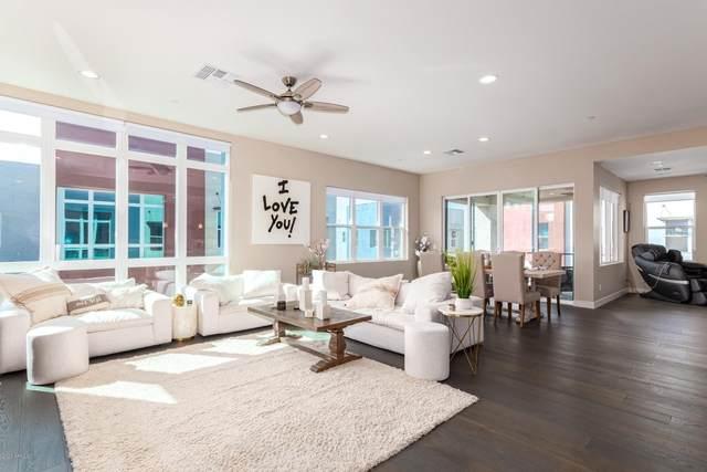 9001 E San Victor Drive #2018, Scottsdale, AZ 85258 (#6139526) :: Luxury Group - Realty Executives Arizona Properties