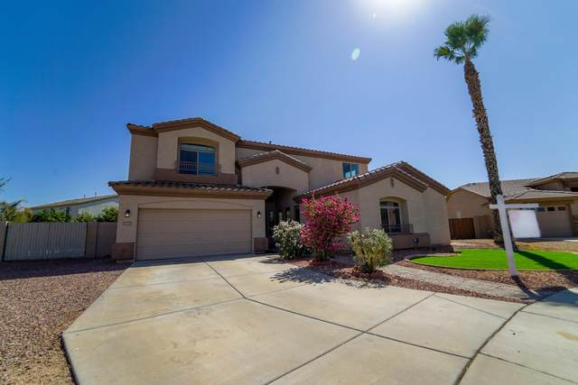 26061 N 73RD Lane, Peoria, AZ 85383 (MLS #6139540) :: Brett Tanner Home Selling Team
