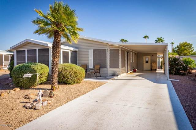 3400 S Ironwood Drive #40, Apache Junction, AZ 85120 (MLS #6139544) :: Dave Fernandez Team | HomeSmart