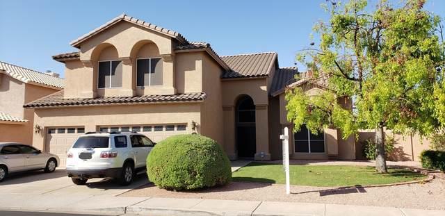 6572 W Abraham Lane, Glendale, AZ 85308 (MLS #6139558) :: Brett Tanner Home Selling Team