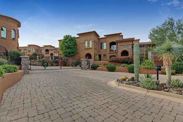 7199 E Ridgeview Place #207, Carefree, AZ 85377 (MLS #6139564) :: The Riddle Group