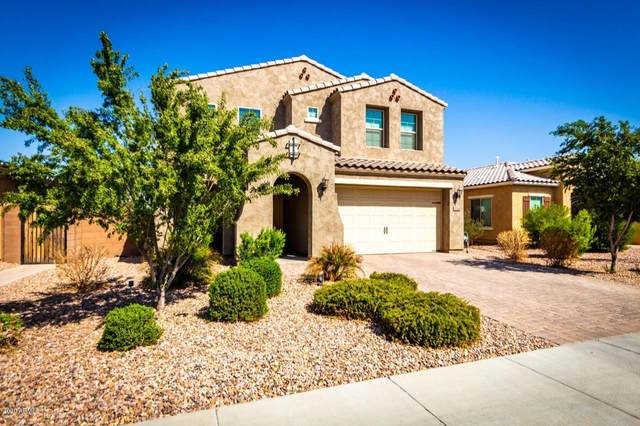 2714 E Mews Road, Gilbert, AZ 85298 (MLS #6139569) :: Openshaw Real Estate Group in partnership with The Jesse Herfel Real Estate Group