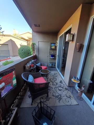 7009 E Acoma Drive #1124, Scottsdale, AZ 85254 (MLS #6139577) :: Brett Tanner Home Selling Team