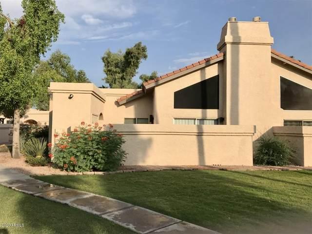 2019 W Lemon Tree Place #1171, Chandler, AZ 85224 (MLS #6139592) :: Keller Williams Realty Phoenix