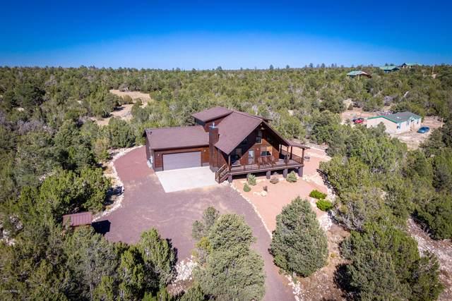 3403 Weese Run, Overgaard, AZ 85933 (MLS #6139672) :: Brett Tanner Home Selling Team