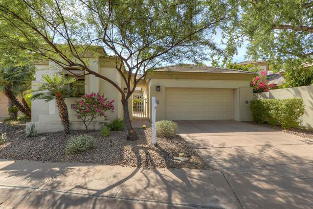 7705 E Doubletree Ranch Road #19, Scottsdale, AZ 85258 (MLS #6139673) :: Nate Martinez Team