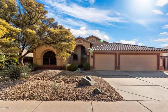 2387 S Granite Street, Gilbert, AZ 85295 (MLS #6139684) :: Lifestyle Partners Team