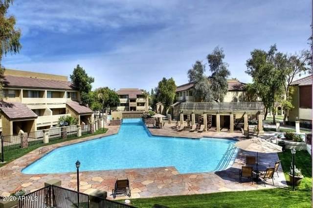 1331 W Baseline Road #363, Mesa, AZ 85202 (MLS #6139714) :: Maison DeBlanc Real Estate