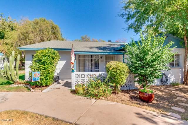 2977 N 19TH Avenue #22, Phoenix, AZ 85015 (MLS #6139718) :: Long Realty West Valley