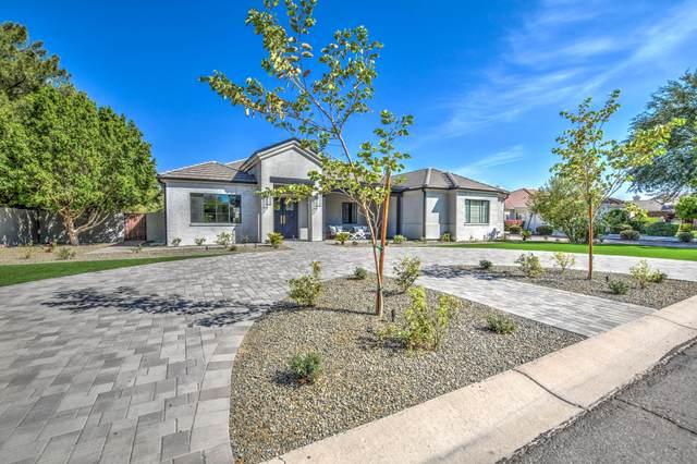 285 S Racine Court, Gilbert, AZ 85296 (MLS #6139724) :: Arizona Home Group