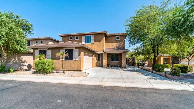 7419 S 27TH Place, Phoenix, AZ 85042 (MLS #6139738) :: Long Realty West Valley