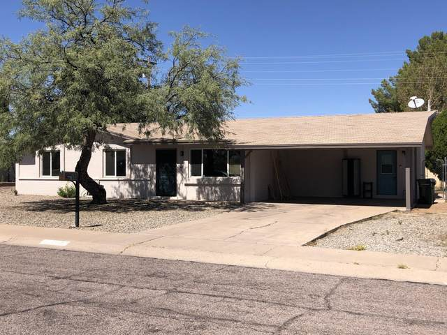 2633 Meadowlark Drive, Sierra Vista, AZ 85635 (MLS #6139741) :: Long Realty West Valley