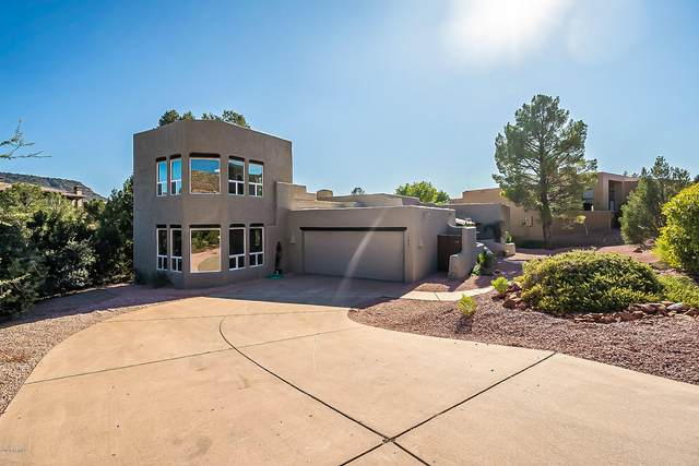 195 Pinon Woods Drive, Sedona, AZ 86351 (MLS #6139744) :: Brett Tanner Home Selling Team