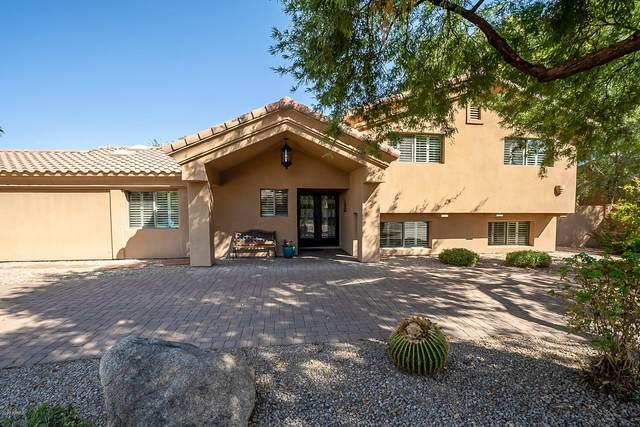 5202 E Larkspur Drive, Scottsdale, AZ 85254 (MLS #6139752) :: Brett Tanner Home Selling Team