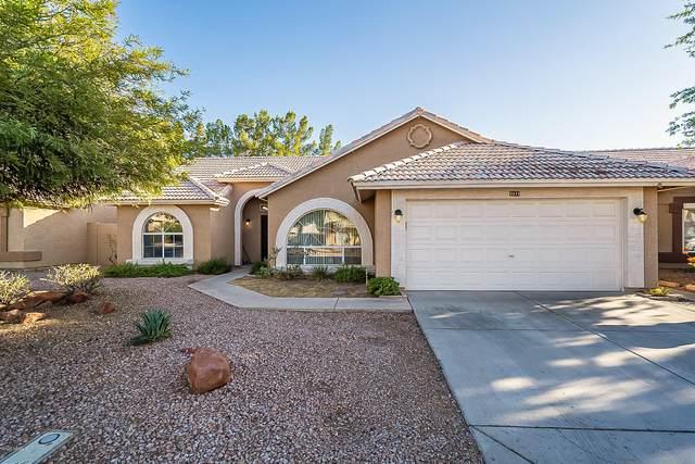 1671 E Tyson Place, Chandler, AZ 85225 (MLS #6139768) :: Keller Williams Realty Phoenix