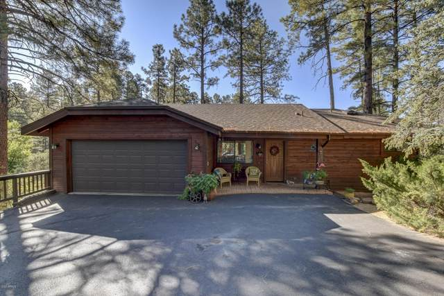 425 Banning Creek Road, Prescott, AZ 86303 (MLS #6139778) :: Brett Tanner Home Selling Team