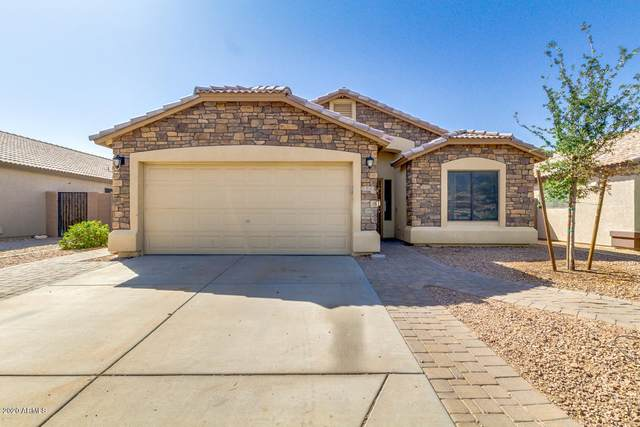 10303 E Calypso Avenue, Mesa, AZ 85208 (MLS #6139787) :: TIBBS Realty