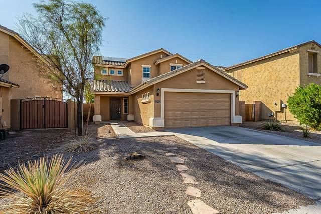 21858 N Liles Lane, Maricopa, AZ 85138 (MLS #6139837) :: neXGen Real Estate