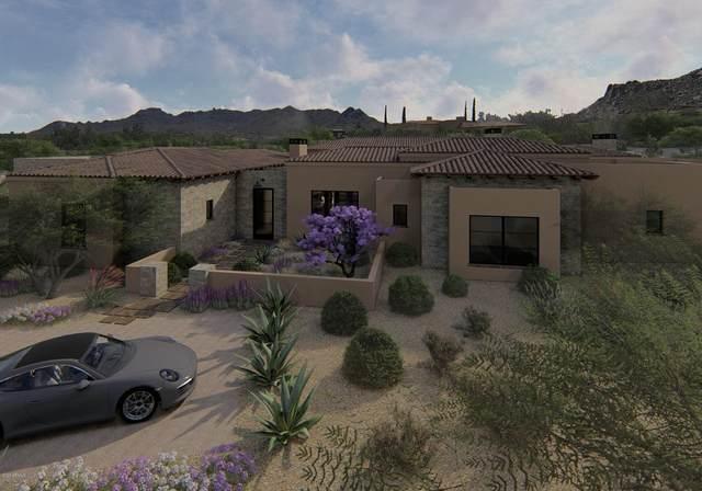 11699 E Quartz Rock Road, Scottsdale, AZ 85255 (MLS #6139849) :: Brett Tanner Home Selling Team