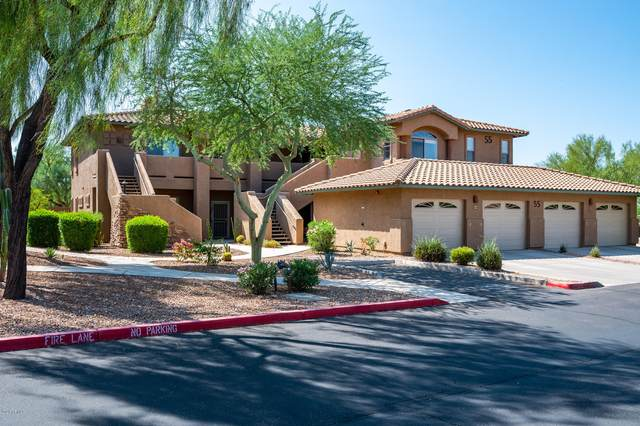 11500 E Cochise Drive #1110, Scottsdale, AZ 85259 (MLS #6139852) :: Brett Tanner Home Selling Team